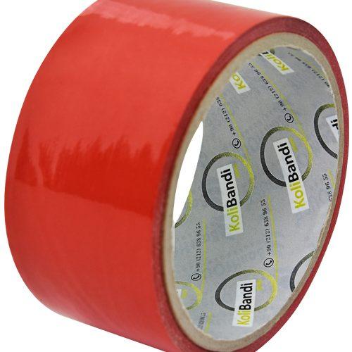 Renkli Koli Bandı (Kırmızı)