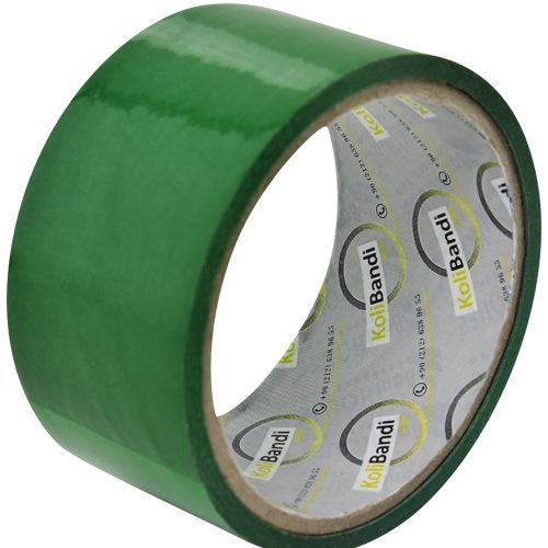 Renkli Koli Bandı (Yeşil)